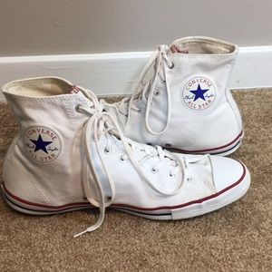 Converse All Star Chuck Taylor Shoes 11 High Top